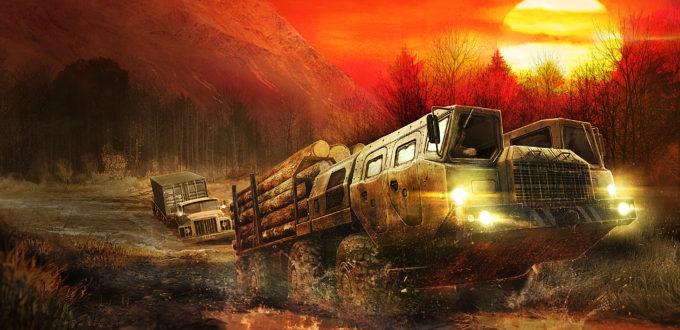 Sprintires: MudRunner - Review
