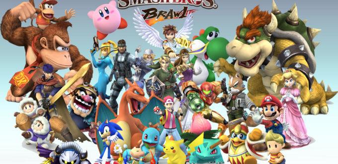 Video Games Club #26 - Super Smash Bros Brawl