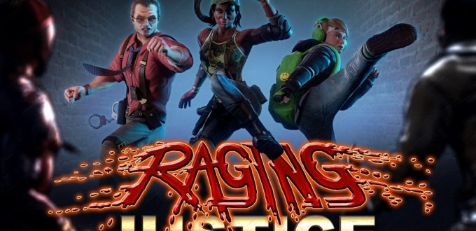 Raging Justice - Review