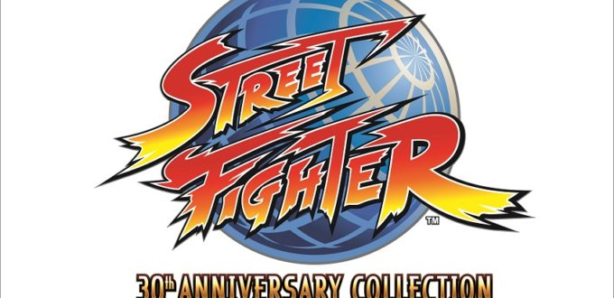 Street Fighter 30th Anniversary Collection - For Fans Eye's Only