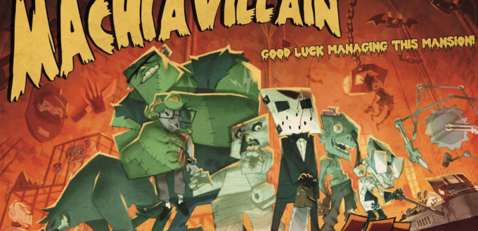 Blockbuster Gaming - MachiaVillain
