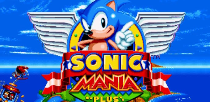 Player 2 Plays - Sonic Mania Plus