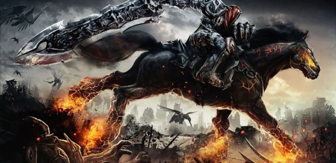 The War Path - Darksiders Playthrough #1 - War Unleashed