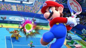 Player 2 Plays – Mario Tennis Aces