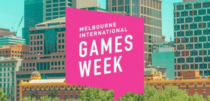 Get Ready for Melbourne International Games Week