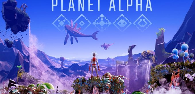 Planet Alpha - The Deadly Unknown